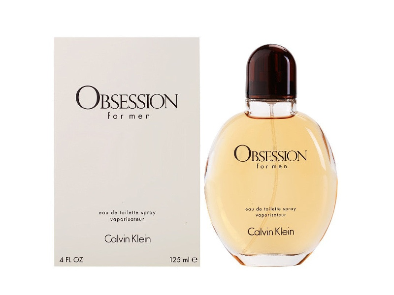 Obsession by Calvin Klein 125ml EDT
