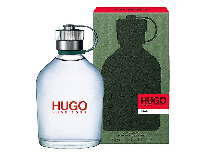 Hugo Man by Hugo Boss 200ml EDT Spray