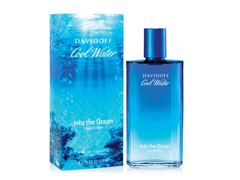 Cool Water Into the Ocean by Davidoff 125ml EDT
