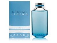Perfume NZ Chrome Legend by Azzaro 125ml EDT