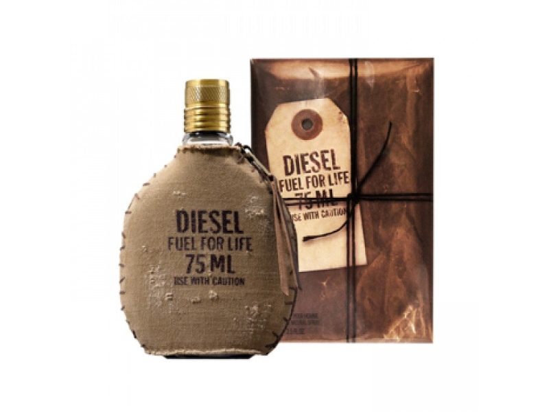Diesel Fuel for Life 75ml EDT