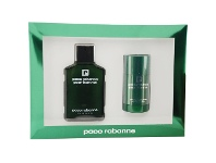 Perfume NZ Paco Rabanne Pour Homme 100ml EDT 2 Piece Gift Set