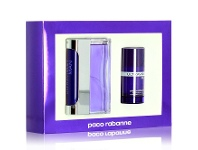 Perfume NZ Ultraviolet by Paco Rabanne 100ml EDT 2 Piece Gift Set
