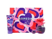 Perfume NZ Someday by Justin Bieber 100ml EDP 3 Piece Gift Set