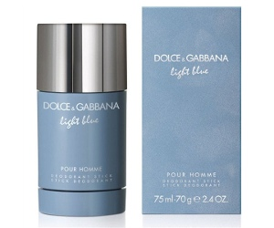 LIGHT BLUE by DOLCE & GABBANA 75ml Deodorant (M)