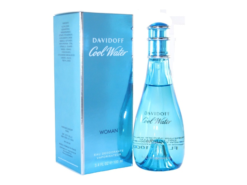 Cool Water by Davidoff 100ml Deodorant Spray