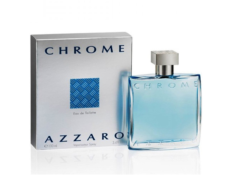 Azzaro Chrome by Azzaro 100ml EDT