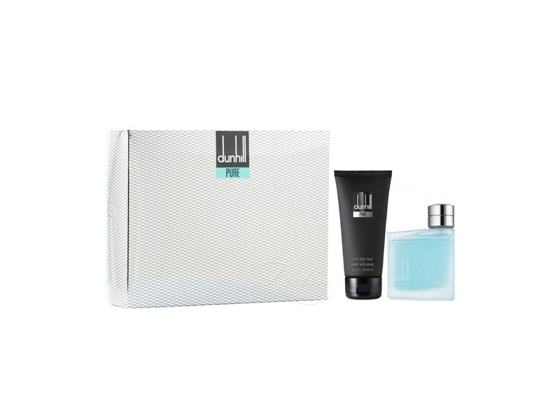 Dunhill Pure by Alfred Dunhill 75ml EDT 2 Piece Gift Set