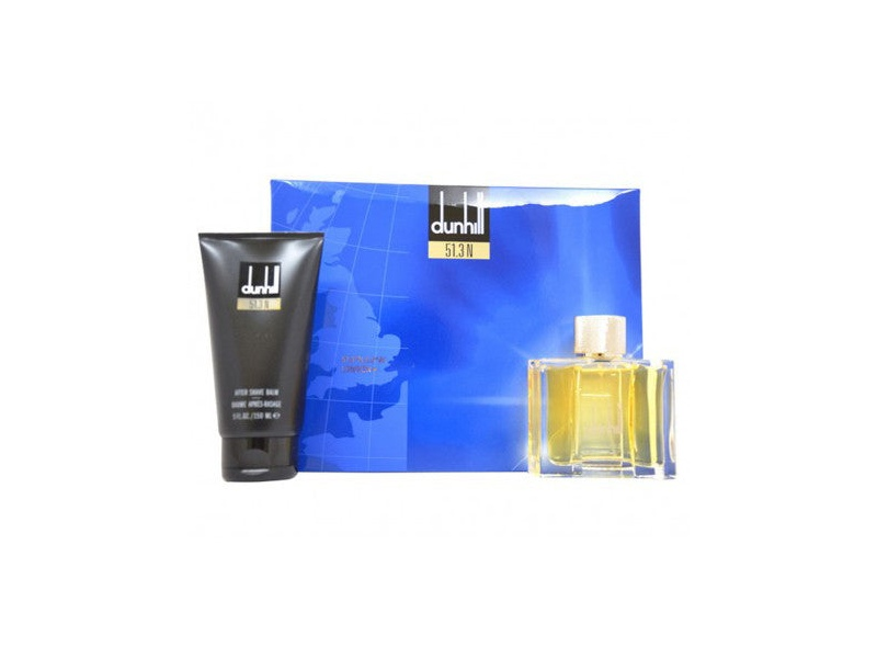 Dunhill 51.3N by Dunhill 100ml EDT 2 Piece Gift Set