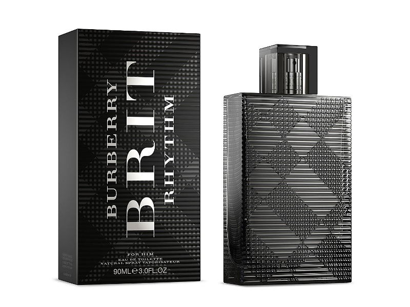 Burberry Brit Rhythm 90ml EDT (M)