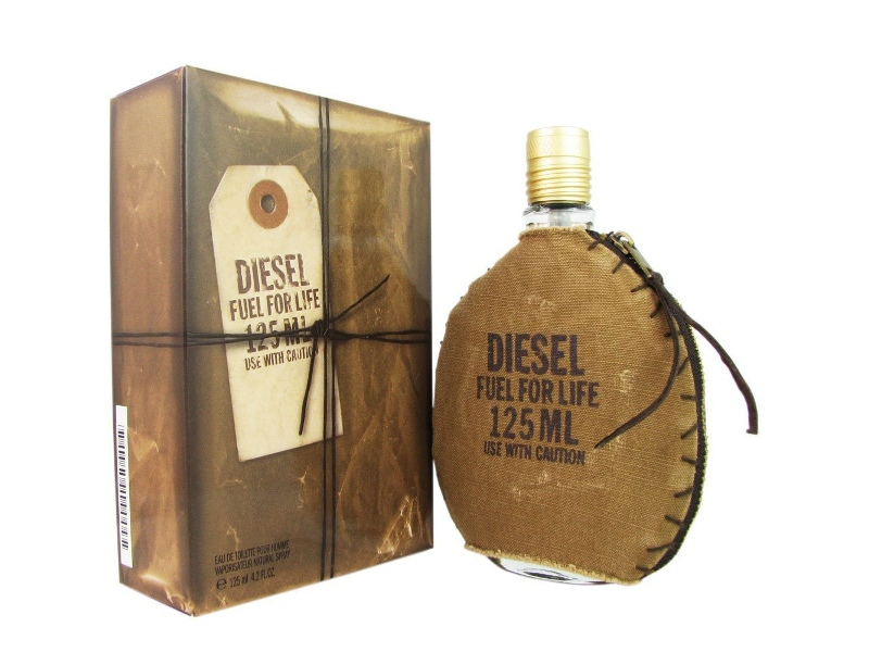Diesel Fuel for Life 125ml EDT