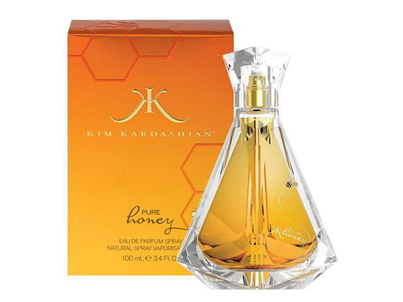 Pure Honey by Kim Kardashian 100ml EDP (W)