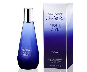 Cool Water Night Dive 80ml EDT (2014)