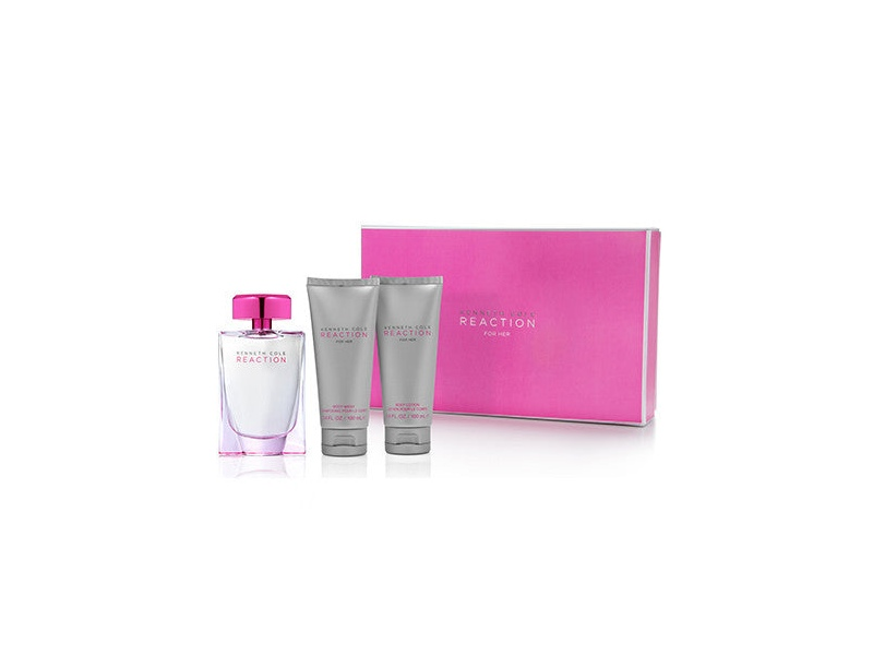 Reaction by Kenneth Cole 100ml EDP 3 Piece Gift Set