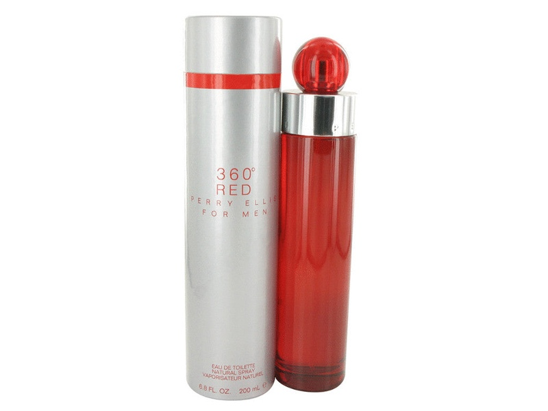 360 Red by Perry Ellis 200ml EDT Spray