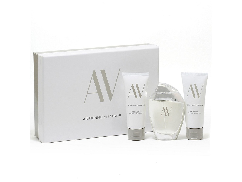 AV By Adrienne Vittadini 90ml EDP 3 Piece Gift Set