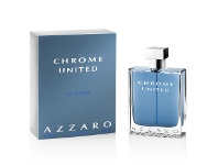 Perfume NZ Azzaro Chrome United 100ml EDT