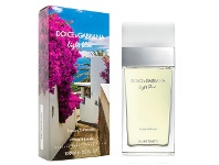 Perfume NZ Light Blue Escape to Panarea by Dolce & Gabbana 100ml EDT