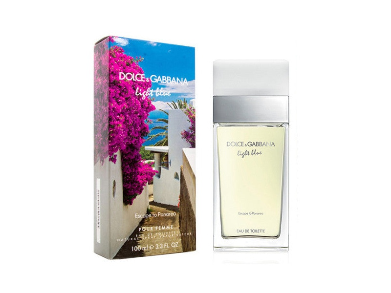 Light Blue Escape to Panarea by Dolce & Gabbana 100ml EDT