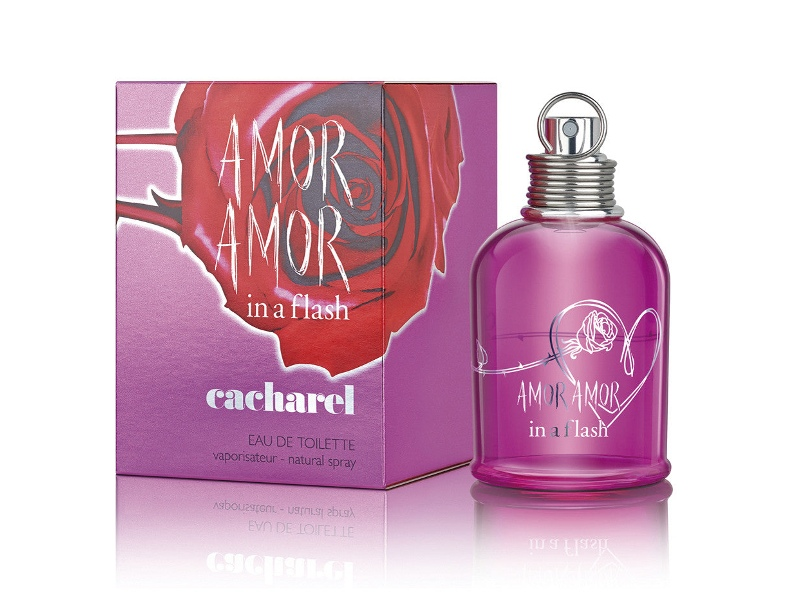 Amor Amor In A Flash by Cacharel 100ml EDT