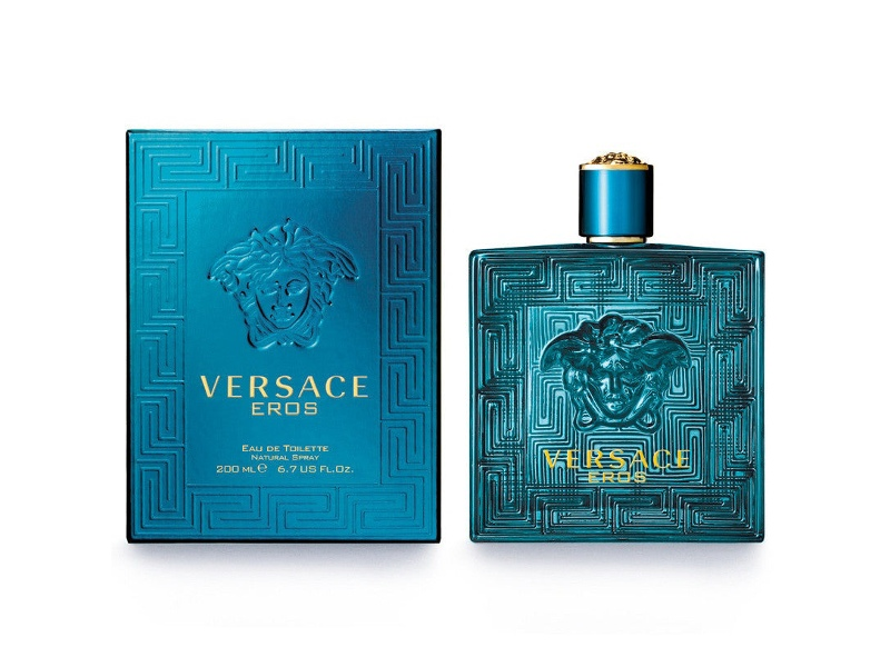 Versace Eros by Versace 200ml EDT (M)