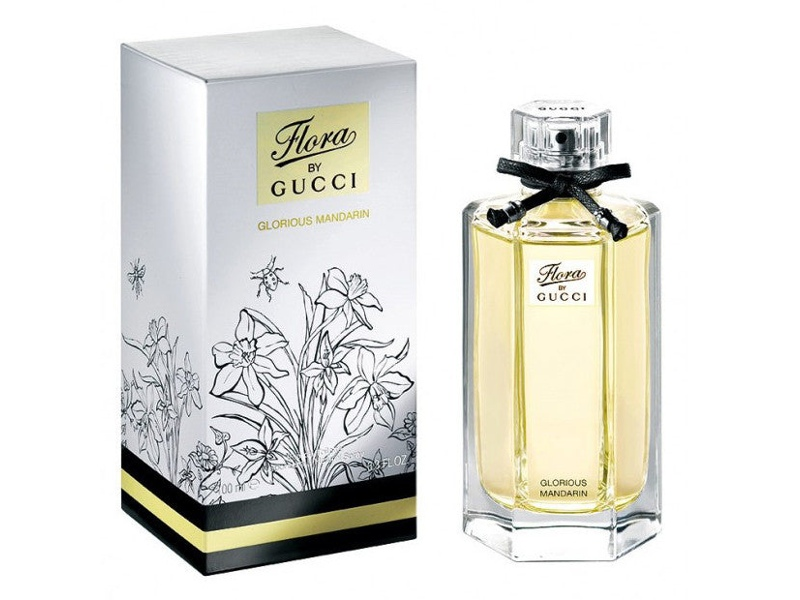 Gucci Flora Glorious Mandarin 100ml EDT