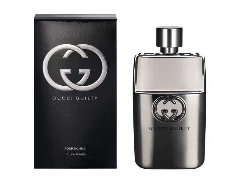 Gucci Guilty by Gucci 50ml EDT for Men