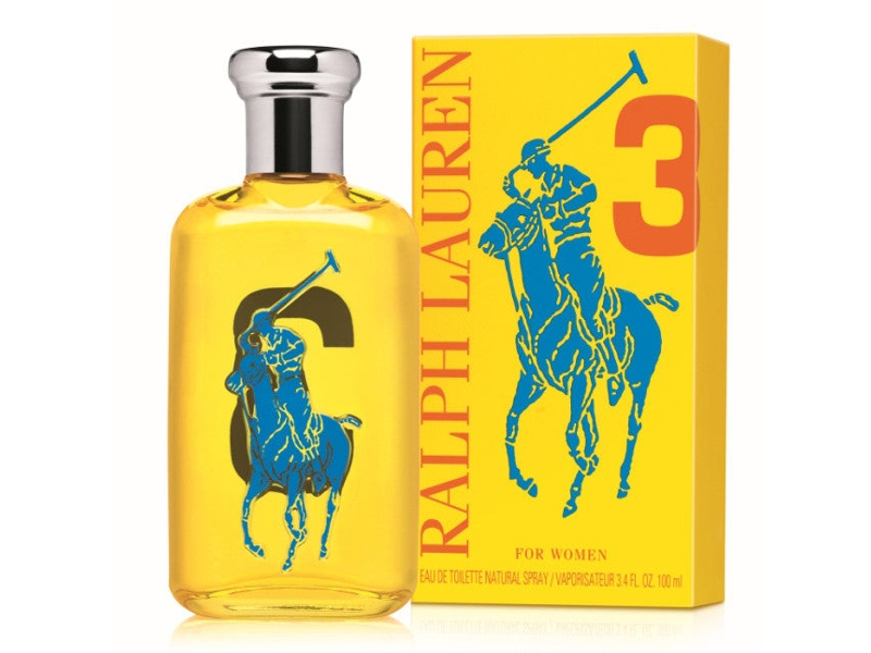 Polo Big Pony #3 by Ralph Lauren 100ml EDT