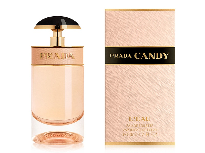 Prada Candy L'eau 50ml EDT Spray (W)