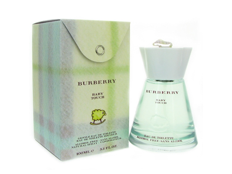 Burberry Baby Touch Alcohol Free 100ml EDT