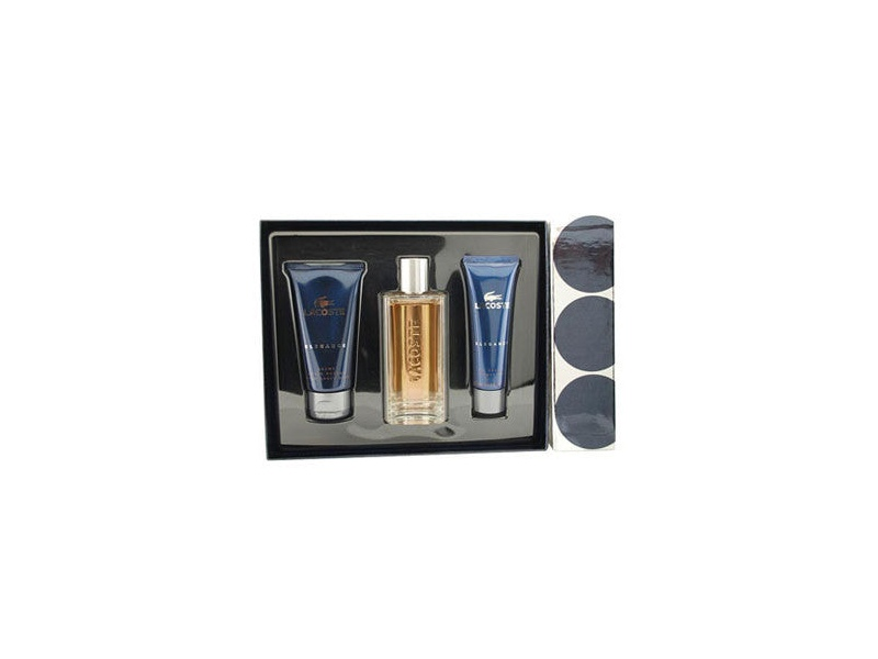 Lacoste Elegance by Lacoste 90ml EDT 3 Piece Gift Set
