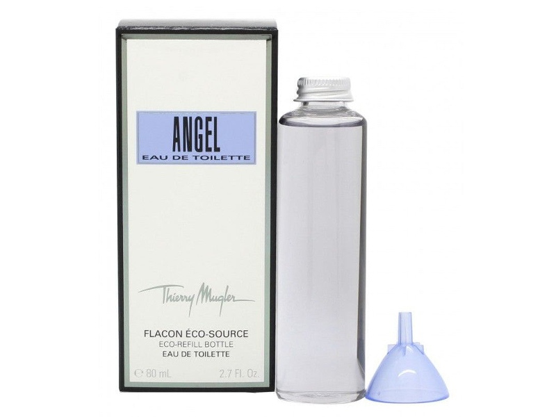 Angel Comet by Thierry Mugler 80ml EDT Eco Refill