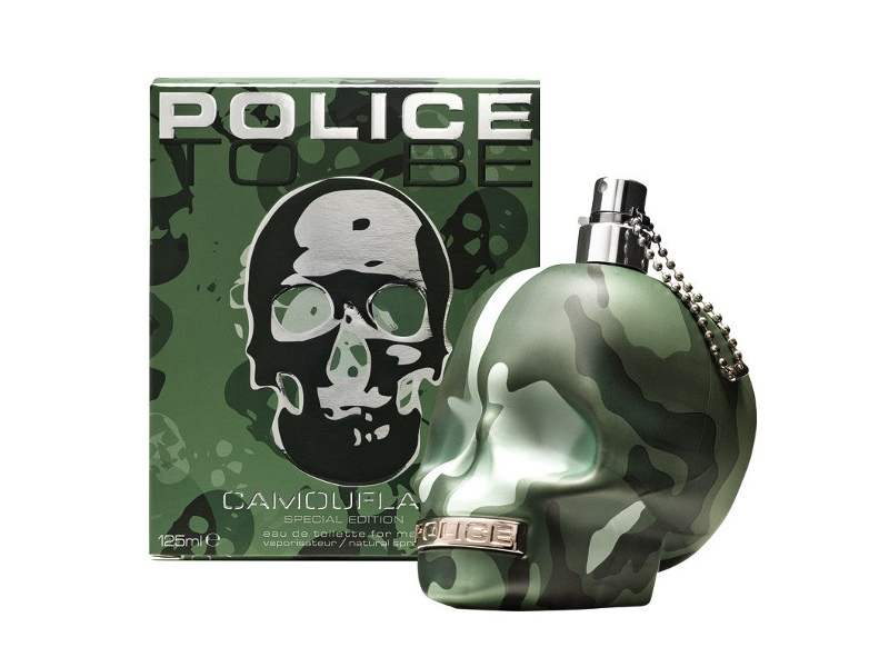 Police to Be Camoflage 125ml EDT Spray
