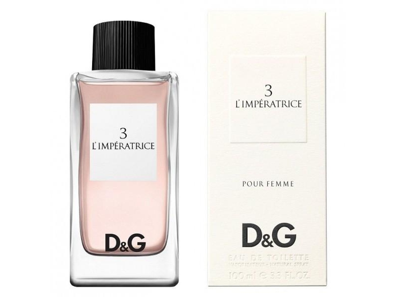 3 L'imperatrice by Dolce & Gabbana 100ml EDT