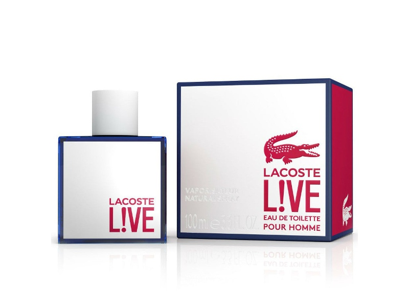 Lacoste Live by Lacoste 100ml EDT