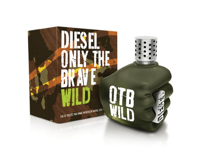 Only The Brave Wild by Diesel 125ml EDT