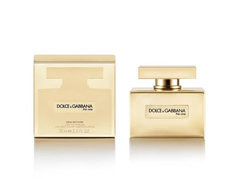 The One Gold by Dolce & Gabbana 75ml EDP