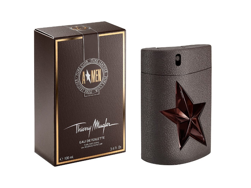 A*Men Pure Leather by Thierry Mugler 100ml EDT