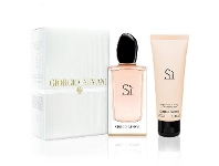 Perfume NZ Si by Giorgio Armani 100ml EDP 2 Piece Gift Set