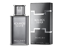 Perfume NZ Kouros Silver by Yves Saint Laurent 100ml EDT (2015)