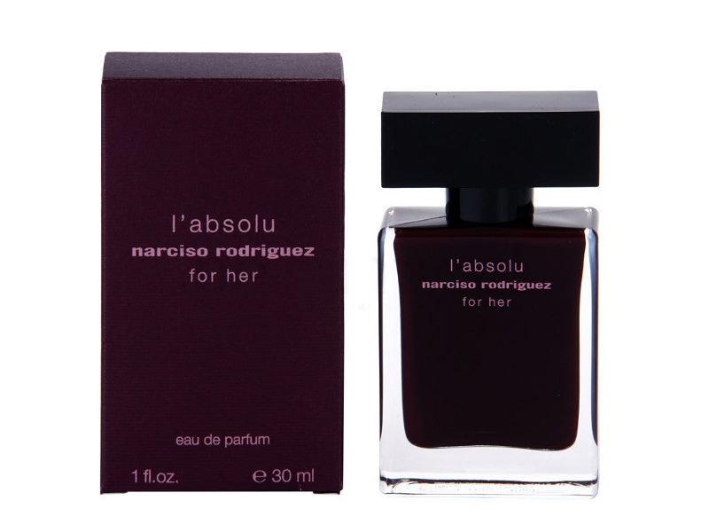 Narciso Rodriguez L'Absolu for Her 30ml EDP (2015)
