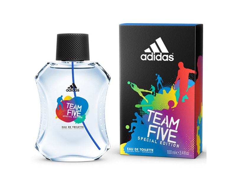 Team Five by Adidas 100ml EDT