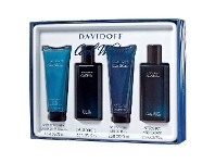 Perfume NZ Cool Water by Davidoff 75ml EDT 4 Piece Gift Set