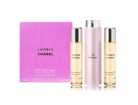 Perfume NZ Chance by Chanel 3x 20ml Twist and Spray