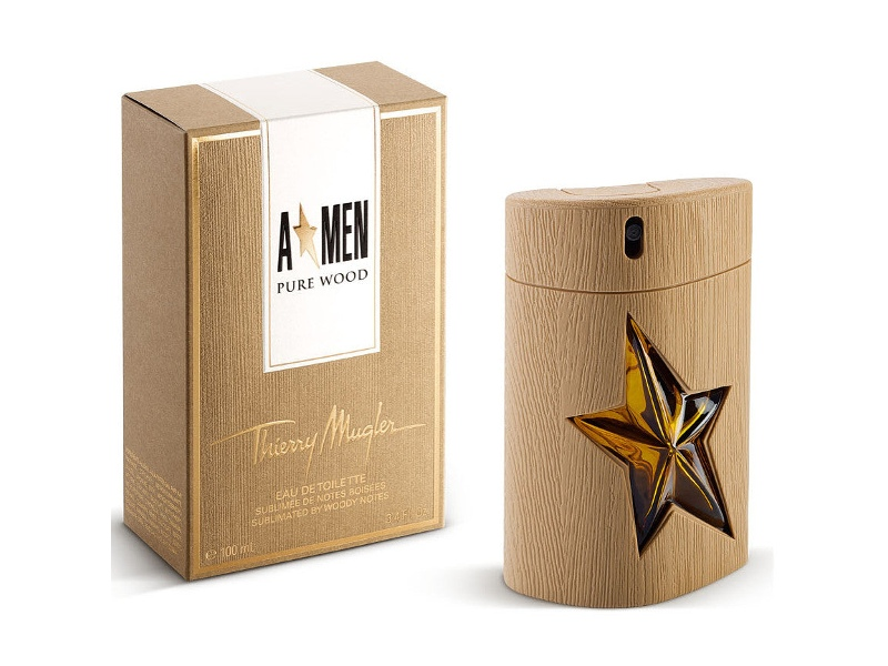A*Men Pure Wood by Thierry Mugler 100ml EDT