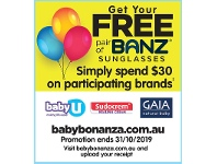Alliance Pharmacy Pair Of Banz Sunglasses