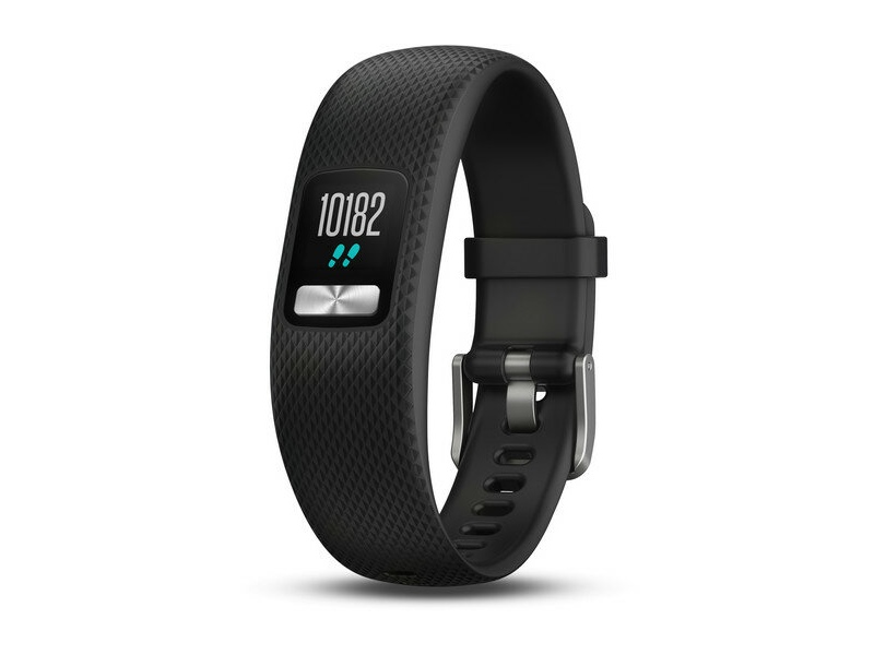 Garmin 010-01847-03 Vivofit 4 Large Black Activity Tracker