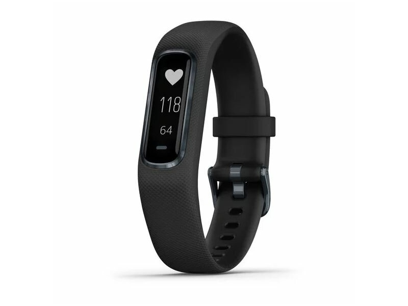 Garmin 010-01995-13 Vivosmart 4 Black / Slate Large Activity Tracker