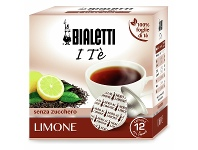 Appliances Online Bialetti Black Lemon Tea Capsules - 96 Capsules 096080238-AP
