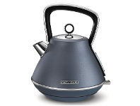 Appliances Online Morphy Richards 100102 Evoke Blue Pyramid Kettle